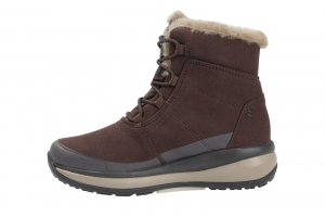 Cortina PTX Brown in Stiefel Bild4