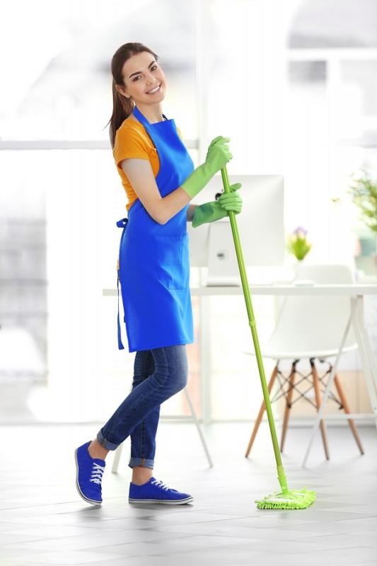 Berufswelten Service & Reinigung