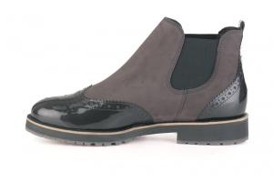 Ankle Boots in Stiefel ungefüttert Bild1