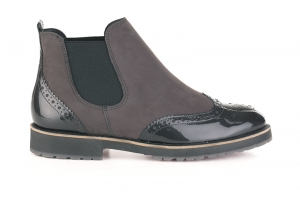 Ankle Boots in Stiefel ungefüttert Bild0