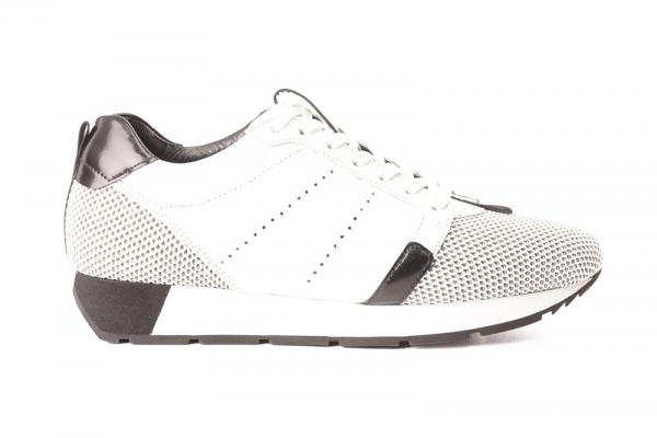 K & S Sneaker in Schnürer