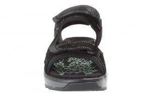 Komodo Black in Sandaletten Bild3