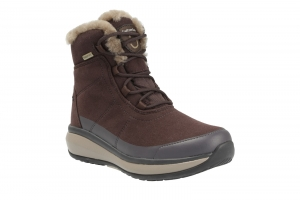Cortina PTX Brown in Stiefel Bild1
