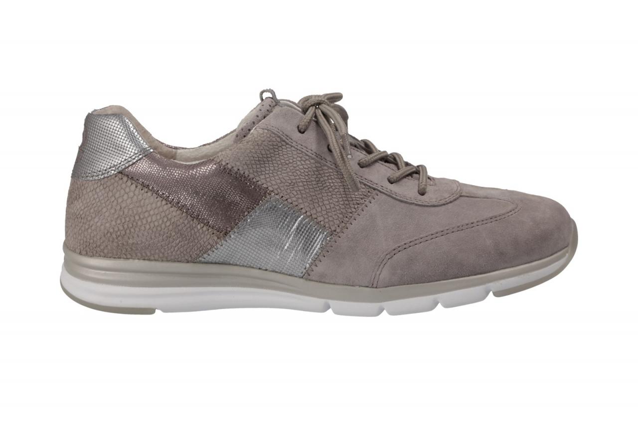 gabor comfort sneaker grau kombi schuh sommer. Black Bedroom Furniture Sets. Home Design Ideas