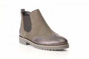Ankle-Boots in Stiefel ungefüttert Bild2