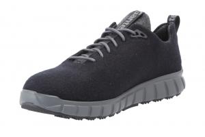Merino Sneaker in Schnürer Bild5