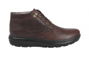 Liverpool Dark Brown in Stiefel Bild0