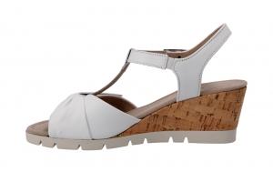 Keilabsatz Sandale