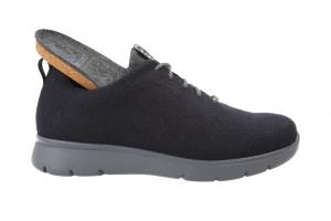Merinowolle Sneaker in Schnürer Bild3