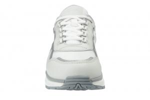 Tina II White Silver in Schnürer Bild2