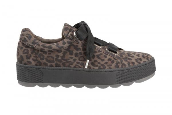 Gabor Comfort Sneaker in Schnürer