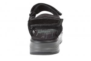 Komodo Black in Sandaletten Bild6