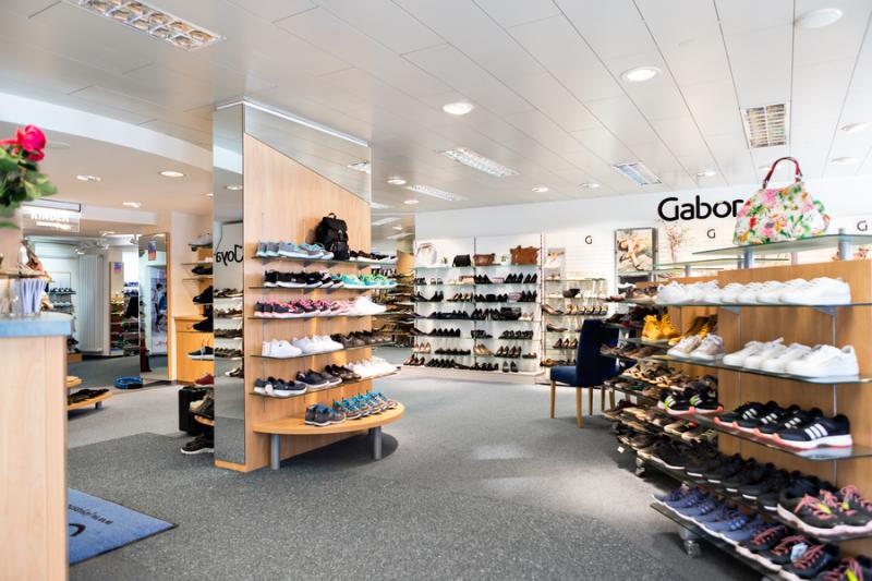 Ladeninneraum Schuh Sommer - Gabor