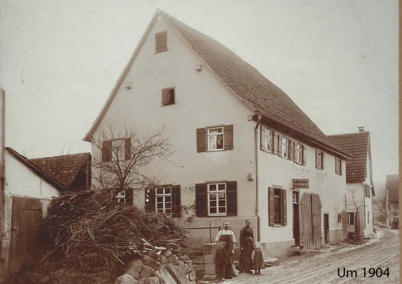 Schuh Sommer um 1904