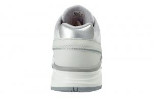 Tina II White Silver in Schnürer Bild5