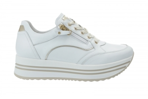 Plateau Sneaker in Schnürer Bild0