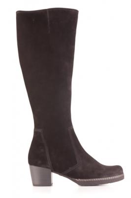 Gabor Comfort Langschaft Stiefel in Stiefel gefüttert