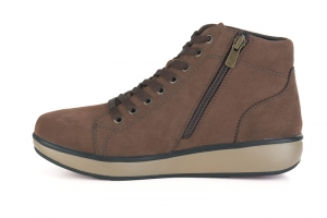 Sonja High Top Teak