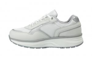 Tina II White Silver in Schnürer Bild4