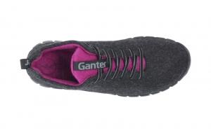 Merinowolle Sneaker in Schnürer Bild6
