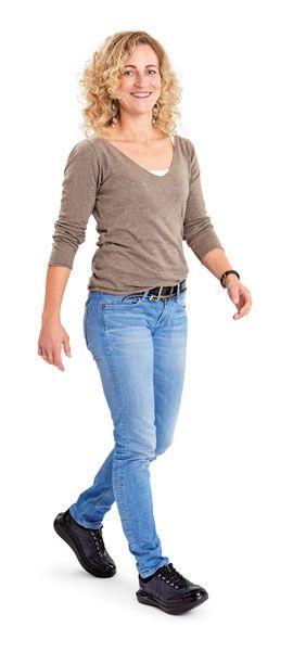Fuß-, Knie-, Hüft- oder Beinbeschwerden Lösung Kybun Schuhe