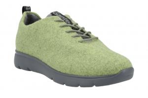 Merinowolle Sneaker in Schnürer Bild1