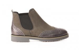 Ankle-Boots in Stiefel ungefüttert Bild0