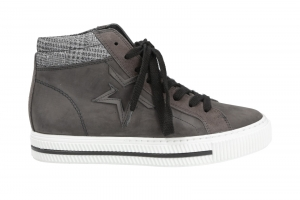 Sneaker in Stiefel ungefüttert Bild0