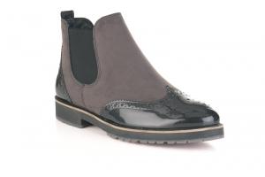 Ankle Boots in Stiefel ungefüttert Bild2