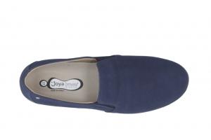 Clara Dark Blue in Slipper Bild6