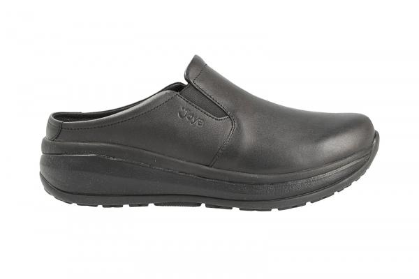Joya Cabrio II W Black in Pantoletten