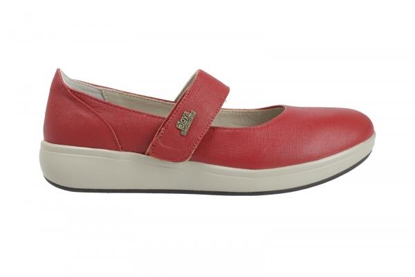 Joya Delia Red in Slipper