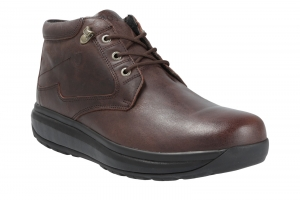 Liverpool Dark Brown in Stiefel Bild1