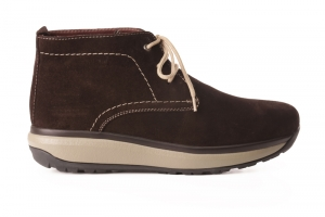 Newcastle Brown in Stiefel