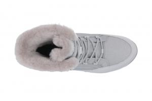 Tiffany STX White Grey in Stiefel Bild2