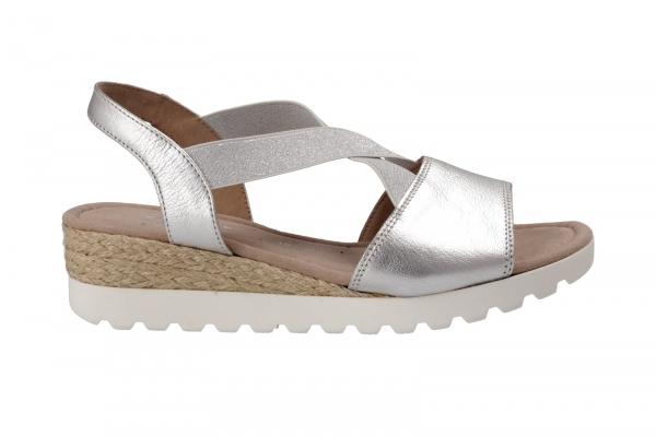 Gabor Comfort Keilabsatz Sandale in Sandaletten