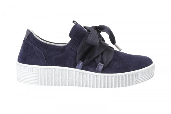 Gabor Sneaker in Schnürer