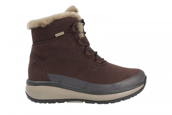 Joya Cortina PTX Brown in Stiefel