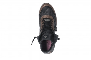 Sneaker in Stiefel ungefüttert Bild2