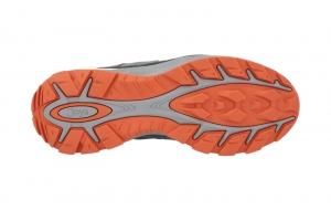 Santiago STX Grey Orange in Schnürer Bild7