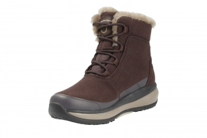 Cortina PTX Brown in Stiefel