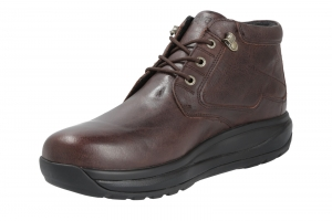 Liverpool Dark Brown in Stiefel Bild4
